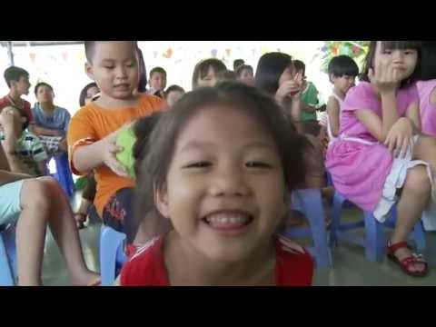 Hành trình hạnh phúc cùng trẻ em làng SOS