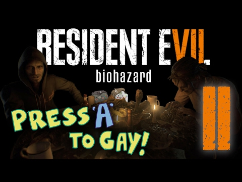 Press A To Gay! Plays Resident Evil 7 (Part 2)