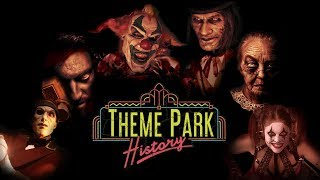 The Theme Park History of Halloween Horror Nights 1991-2018 (Universal Studios Orlando)