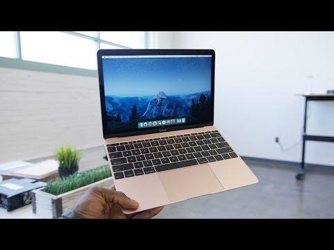 2016 Macbook: Rose Gold Refresh!