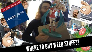 Where to Buy Quality Weeb Things?? || #AskParecki 1
