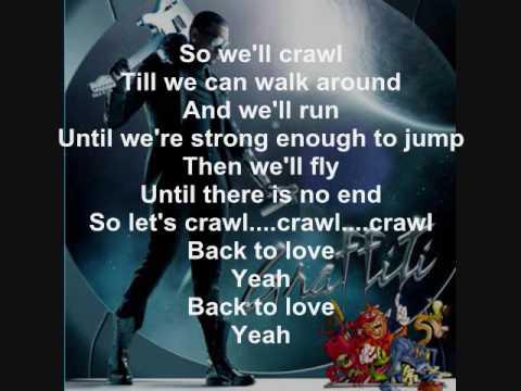 Chris Brown Crawl Lyrics