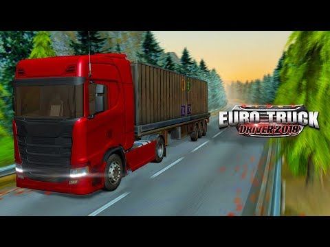 Euro Truck Driver 2018 Apps On Google Play