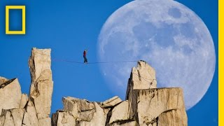 National Geographic Live! - The Moonshot