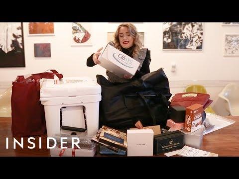 Inside the $100,000 Oscar Gift Bag
