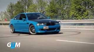 M POWER CLUB Ukraine BMW M3 E46 vs BMW M3 E36 EVO.3gp