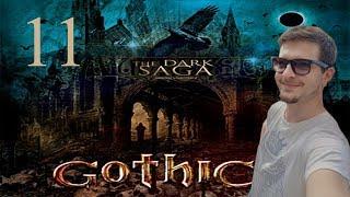 11#GOTHIC II NK - The Dark Saga - NAJEMNIK ORKÓW W AKCJI!