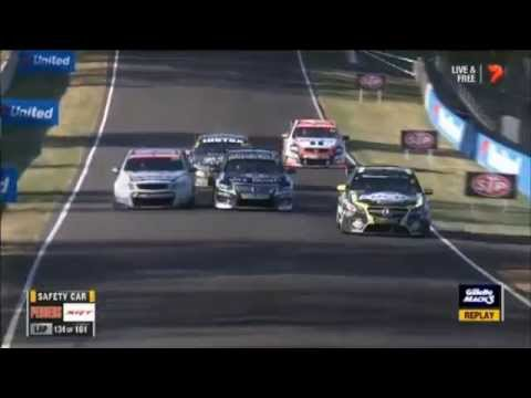 2014 Bathurst 1000 Lee Holdsworth Flip