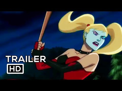 SUICIDE SQUAD: HELL TO PAY Official Trailer (2018) DC Animated Movie HD