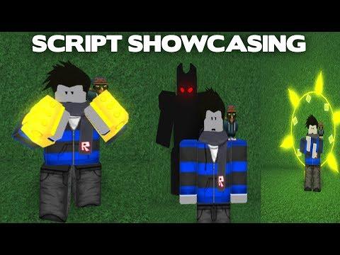 ROBLOX SCRIPT SHOWCASE: Jojo's Bizarre Adventure scripts
