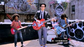 AJ張傑 小丑與英雄 HD高清官方完整版MV ( Official MV)