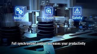 Omron NX1 modular automation controller