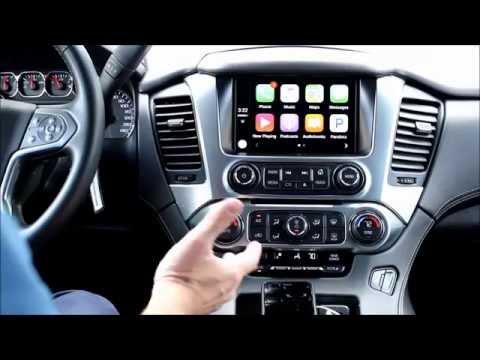 GM Apple CarPlay - Auto