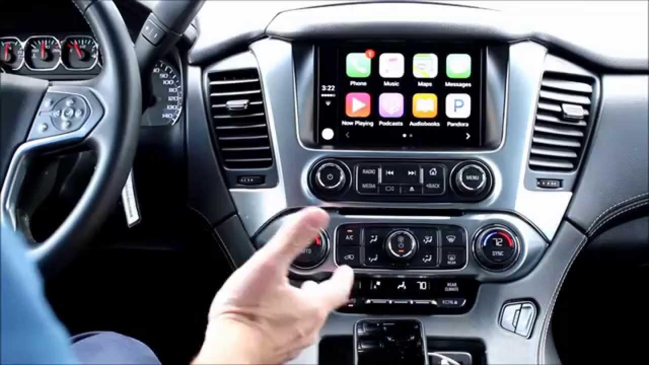 "GM Apple CarPlay - Auto ""Projection"" Feature Retrofit to ..."