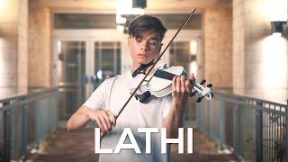 LATHI (ꦭꦛꦶ)- Weird Genius ft. Sara Fajira - Cover (Violin)