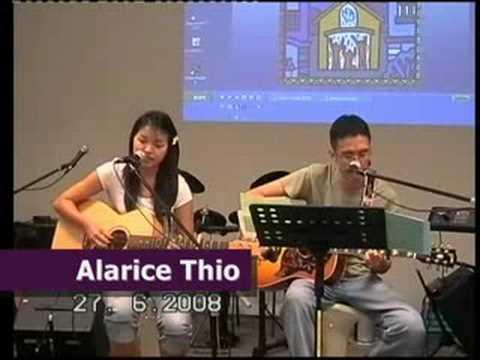 Away - Alarice (Songwriters Showcase 27 Jun 08)