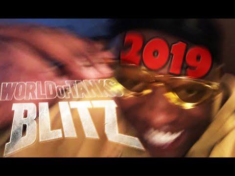 Wtf moments 2019 WoT BLITZ .EXE