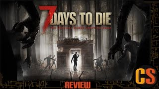 7 DAYS TO DIE – PS4 REVIEW
