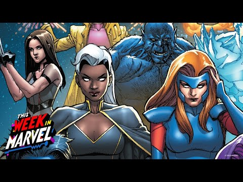 What You Need To Know Before Reading UNCANNY X-MEN #1 | This Week in Marvel