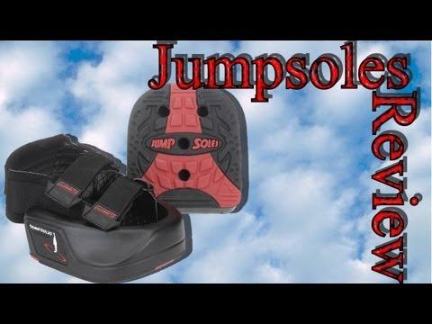Jumpsoles Plyometric Training Shoes To Jump Higher