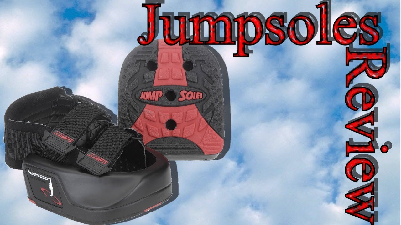 8124904d18c Jumpsoles Plyometric Training Shoes to Jump Higher - YouTube