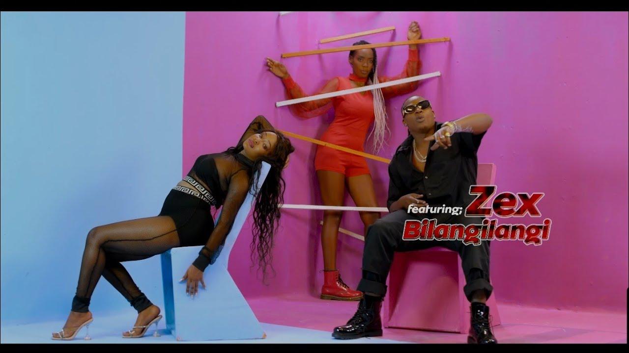 Download KYX Kajiiko X Zex Bilangilangi__Ekili Wano RMX (Official 4K Video) Ugandan Music 2021 HD/hulkproug