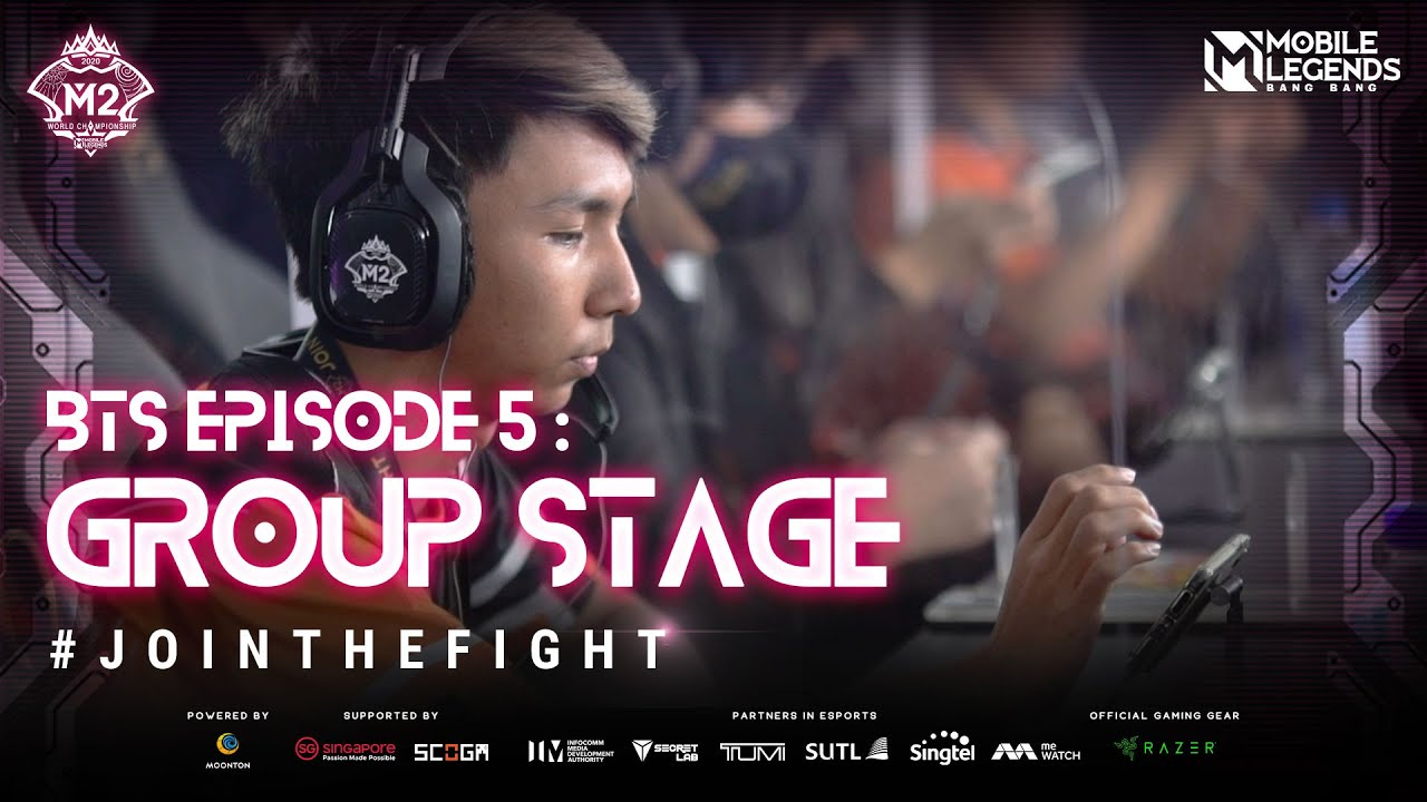M2 TOURNAMENT MONTH | Behind The Scene | Episode 5: Group Stage