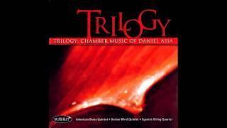 Daniel Asia, composer - String Quartet No. 2