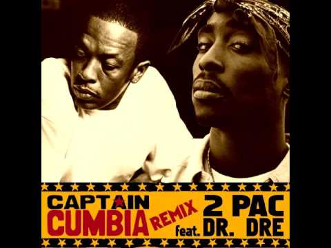 Captain Cumbia REMIX 2Pac feat Dr Dre - California Love (Round 12)