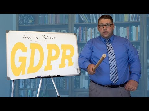 GDPR: The essential guide for internet marketers