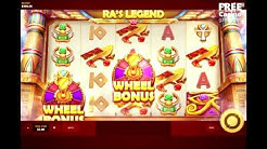 Ra's Legend is a gorgeous online slot game from Red Tiger Gaming with unique bonus features