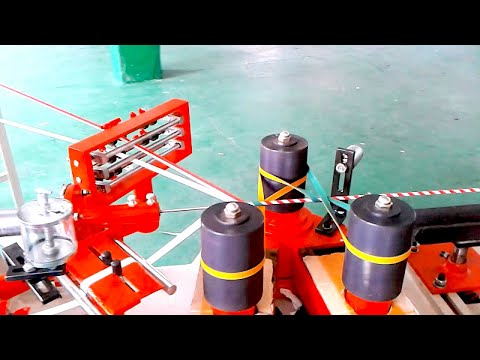 Paper Straw Making Machine, Small ID paper tube making machinery by 3 head faster