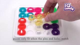 Обзор логической игры IQ-конфетки