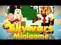 Minecraft: SkyWars / BOB E PATRICK (ft. Lelola Cherry) #9