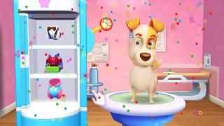 Учим Детей Любить и Заботится О Домашних Животных Познавательное Видео