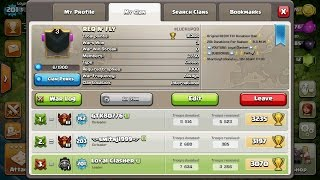 REQ N' FLY - Reaching Level 3 + Clan Update - Clash of Clans