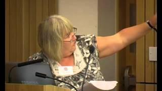 Anna Clements & Janet Aucock (St Andrews University) on PURE-OAR Implementation