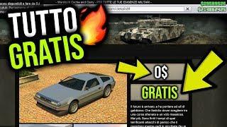 🔥SOLO🔥 GTA 5 Online - TUTTO GRATIS ONLINE + SOLDI INFINITI (Money Freeze Glitch Save Wizard 1.44)