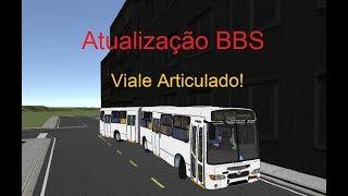 Atualização! Bras Bus Simulator v7 com Articulado