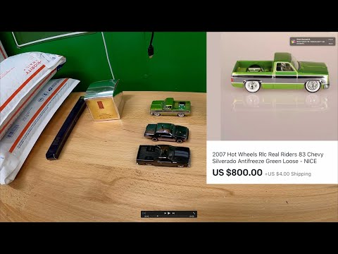 My First REAL CAR Cost Less Than This Hot Wheels Toy
