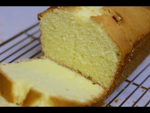 Butter Pound Cake Recipe--Cooking A Dream