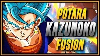 DBFZ ➤ Kazunoko Has Upgraded  [ Dragon Ball FighterZ ]