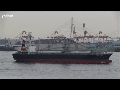 General Cargo Ship: APOLLO BENI (Flag: PANAMA, IMO: 9354193) leave port