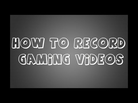How To Record Gaming Like A Pro
