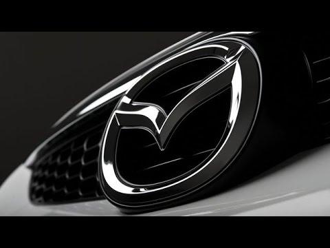 История логотипа Мазда