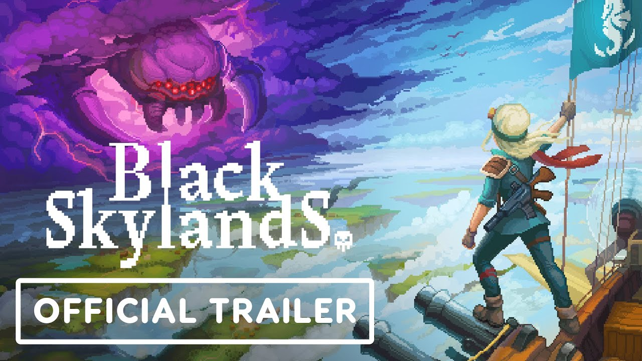 Black Skylands: a new release date and an animated trailer!