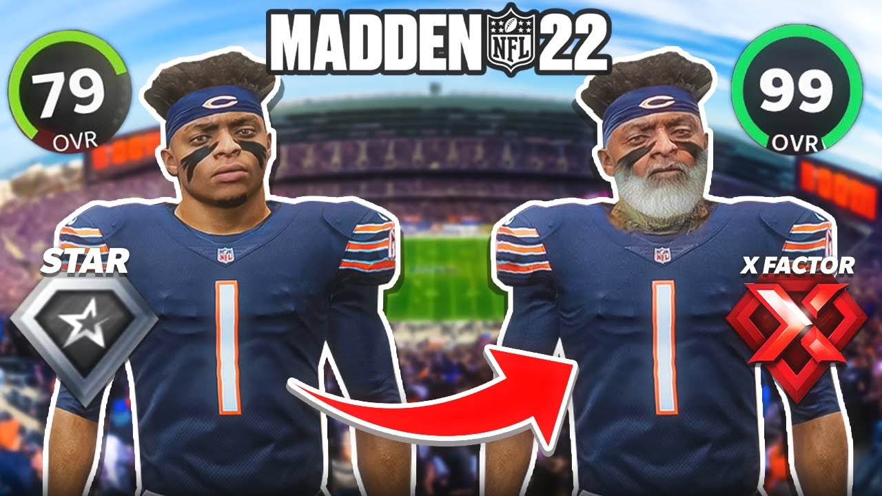 Madden decides Justin Fields Entire NFL Career, and it's SHOCKING!