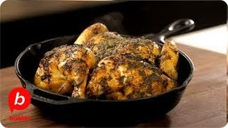 How To Make Roasted Chicken W/ Maria Canals Berrera | That's Fresh With Helen Cavallo | Babble