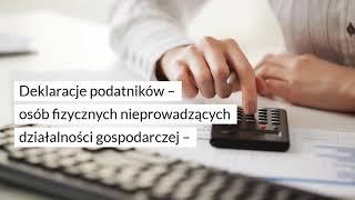 e-PIT 2019 i 2020 – deklaracje rozliczane automatycznie