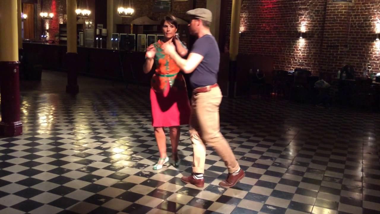 balboa lesson : some basics steps